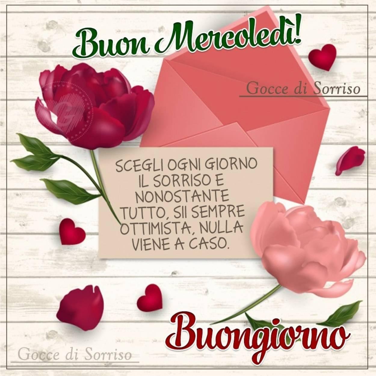 Belle Frasi Del Buon Mercoledi Buongiornoate It