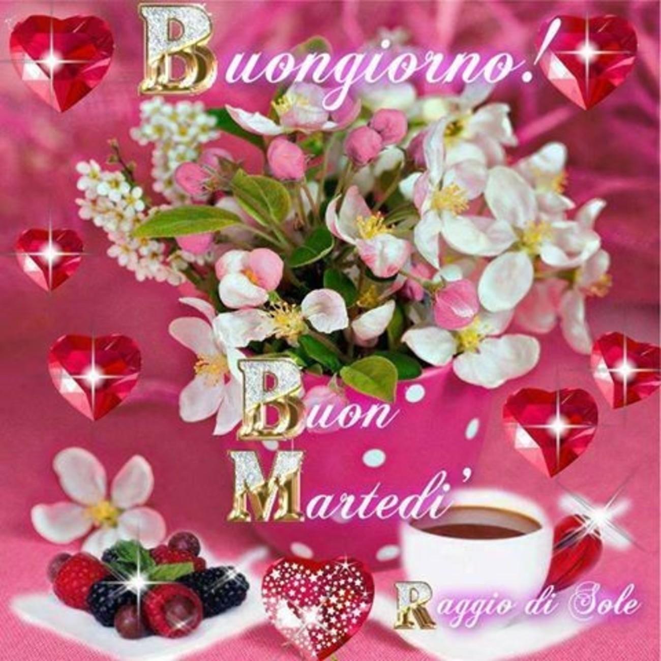 Belle Immagini Pinterest Del Buon Martedì Buongiornoateit