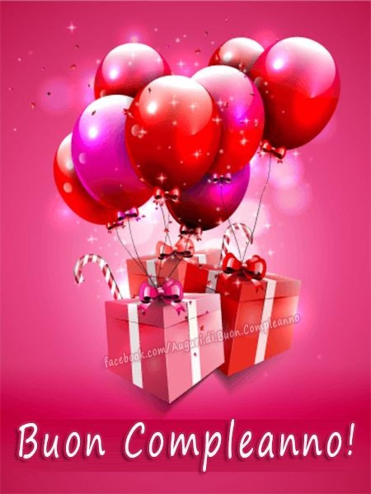 Buon Compleanno Belle Immagini 2 Buongiornoate It