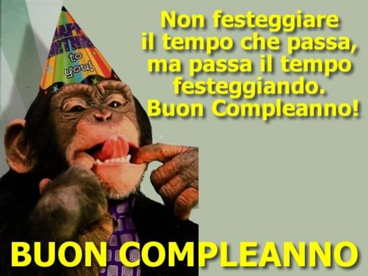 Buon Compleanno Divertente 2 Buongiornoate It