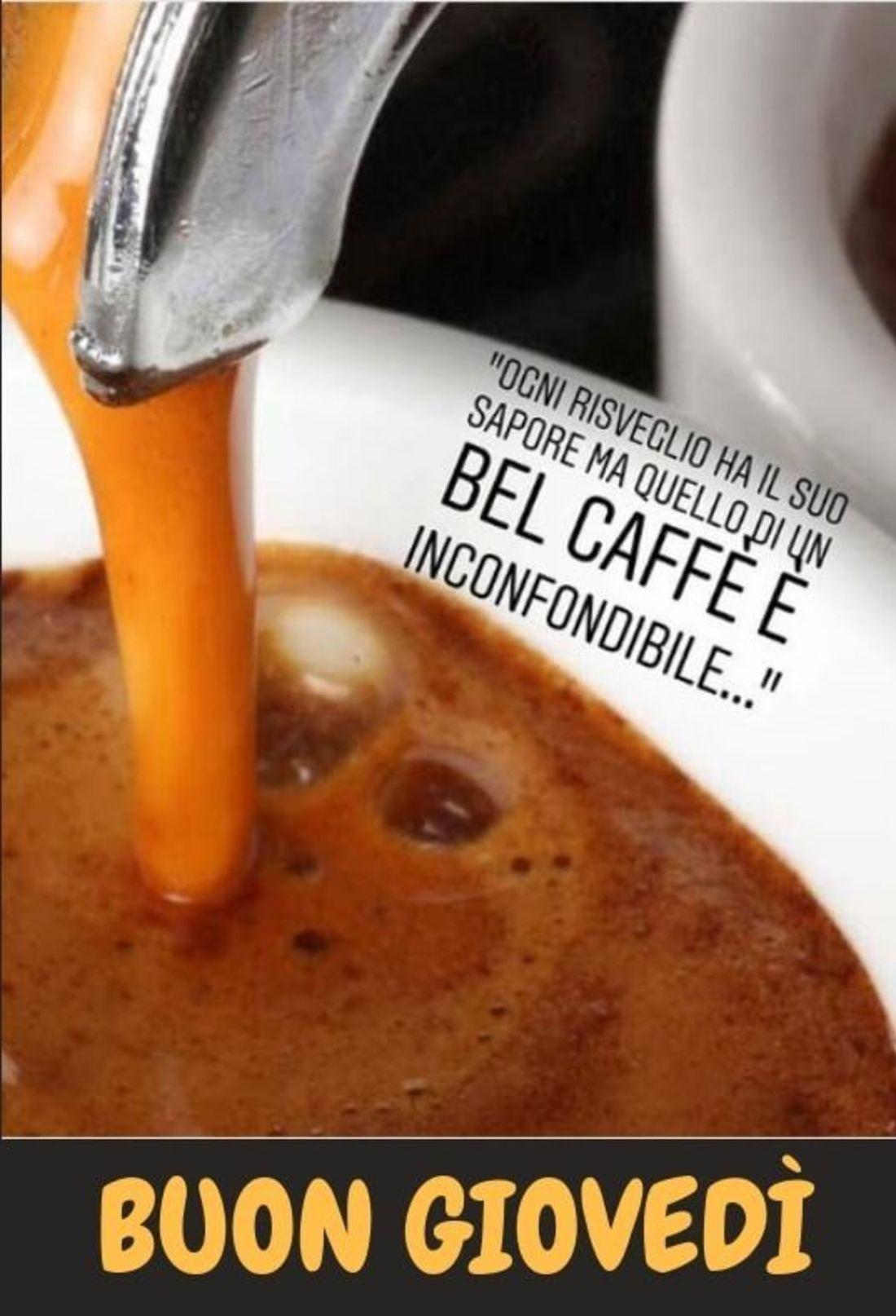 Buon Giovedì Con Il Caffè 2 Buongiornoateit