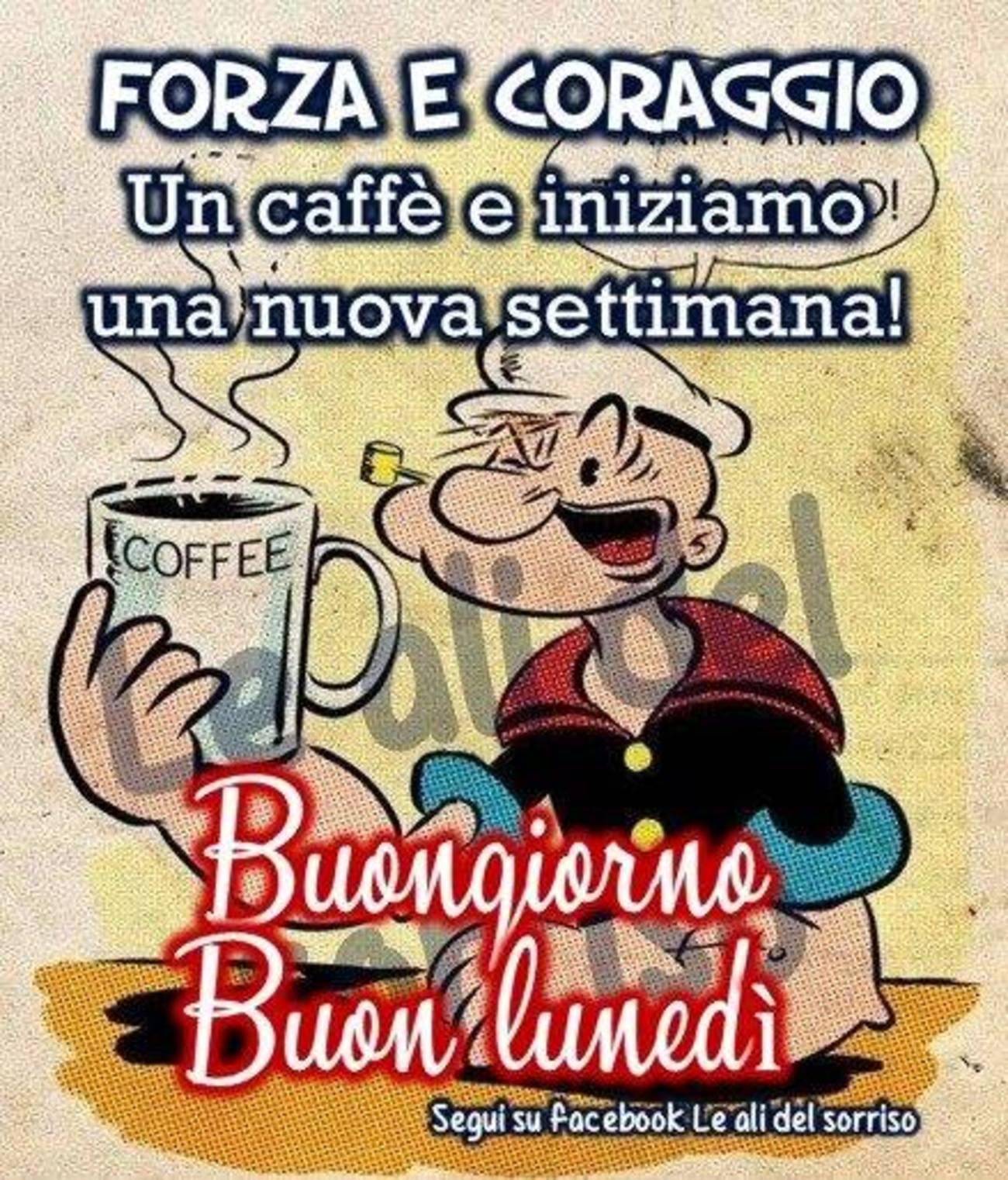 Buon Lunedì Allegro Buongiornoate It