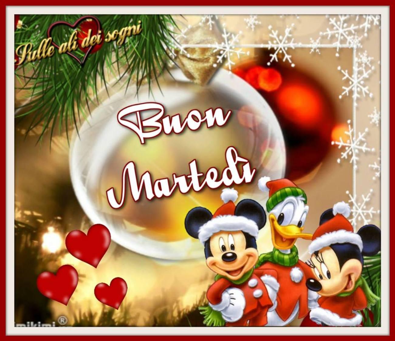 Buon martedì natalizio
