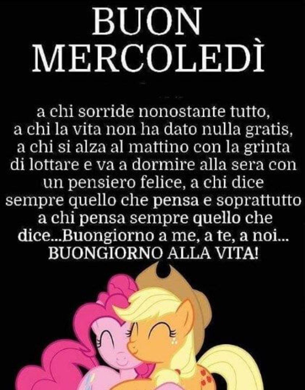 Buon Mercoledi Con Abbraccio Archives Buongiornoate It