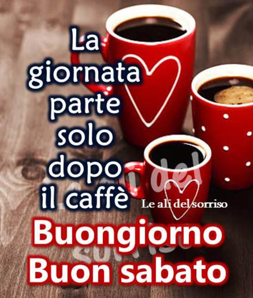 Buon Sabato Con Caffè 2 Buongiornoateit