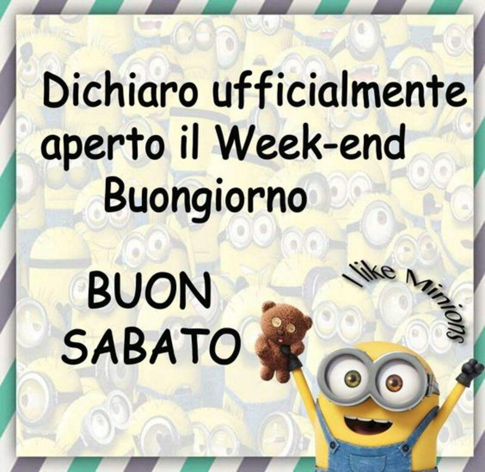 Buon Sabato Immagini Gratis 5 Buongiornoate It