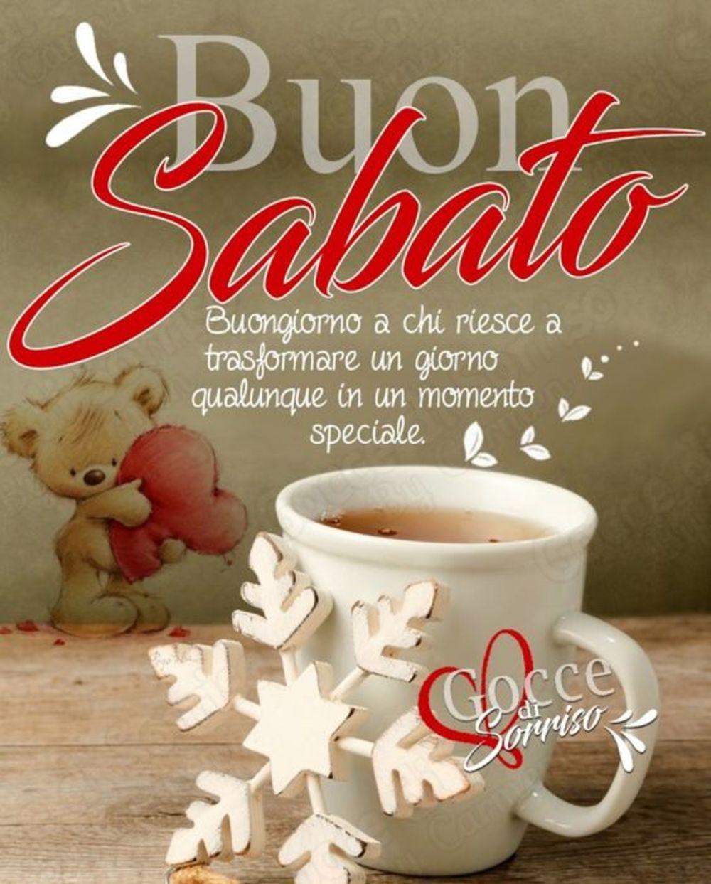 Buon Sabato Invernale 3 Buongiornoateit