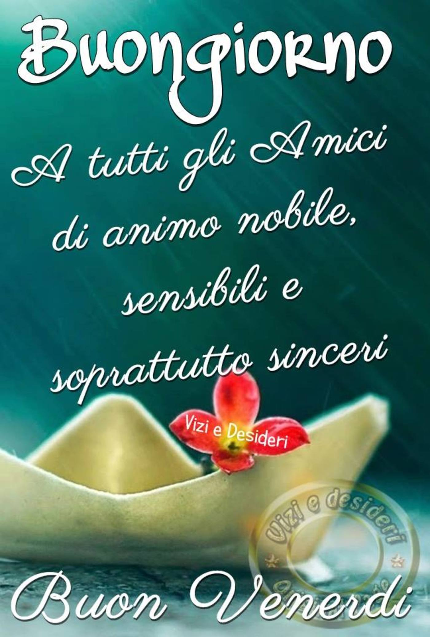 Buon Venerdì Amici Immagini Nuove Buongiornoate It