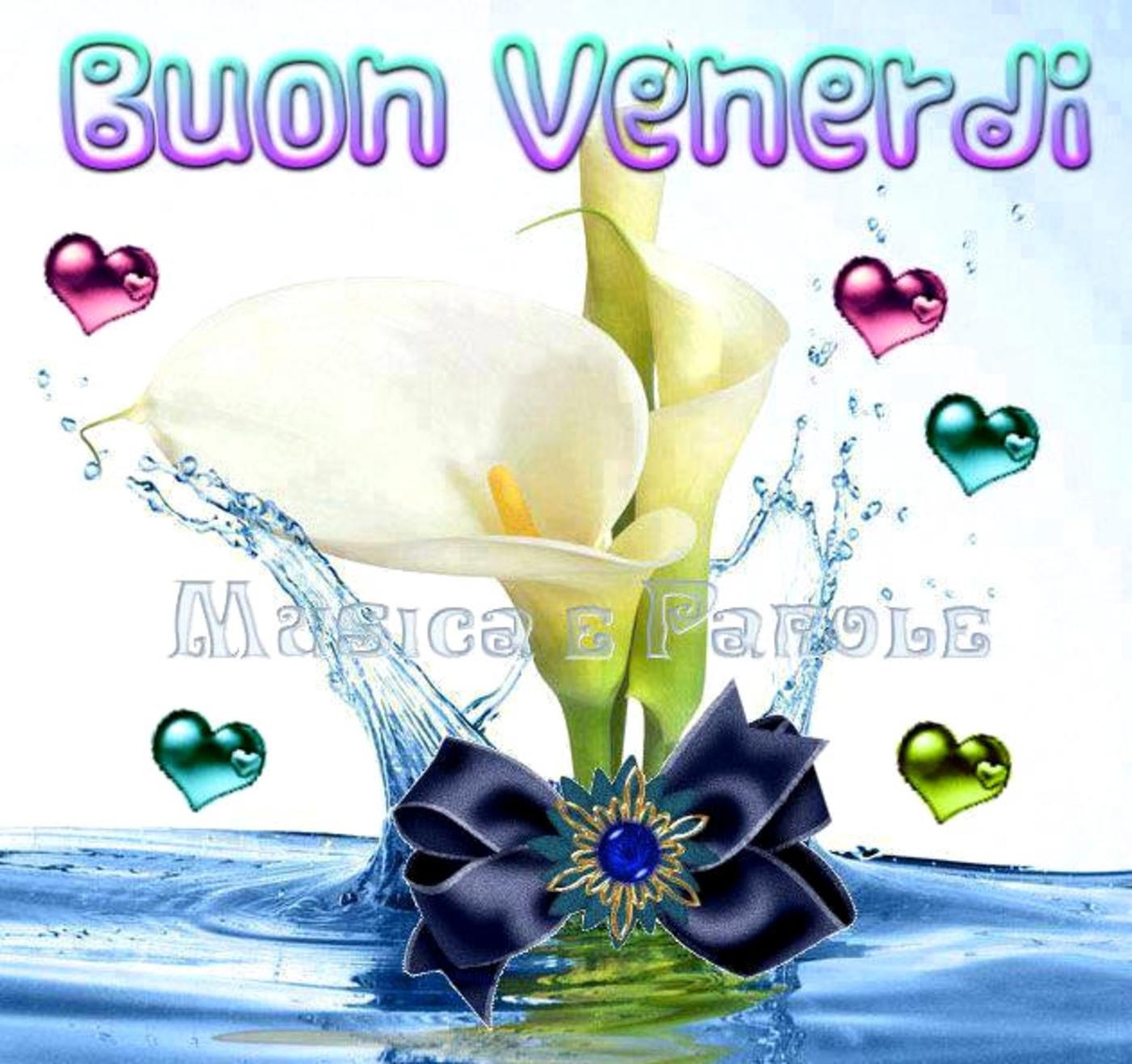 Buon Venerdì Immagini Nuove Gratis 2 Buongiornoateit