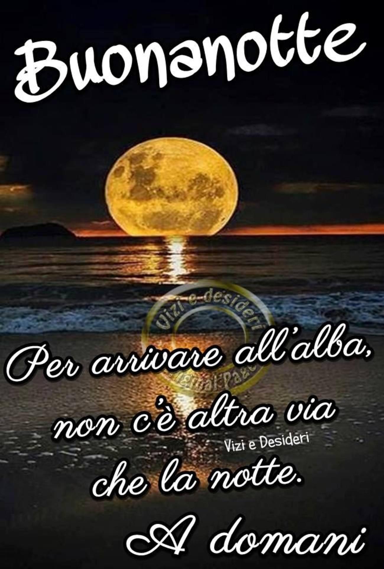 Buonanotte Belle Immagini Nuove 6 Buongiornoate It