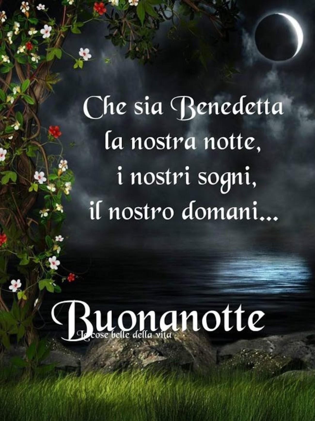 Buonanotte Belle Immagini Nuove 7 Buongiornoate It