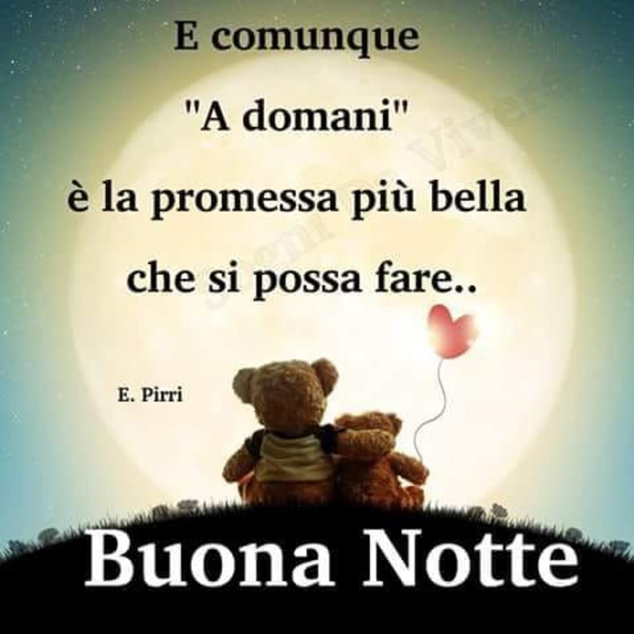 Buonanotte Con Affetto Amici 9 Buongiornoate It