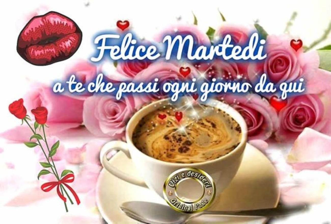 Buongiornissimo caffè e buon martedì