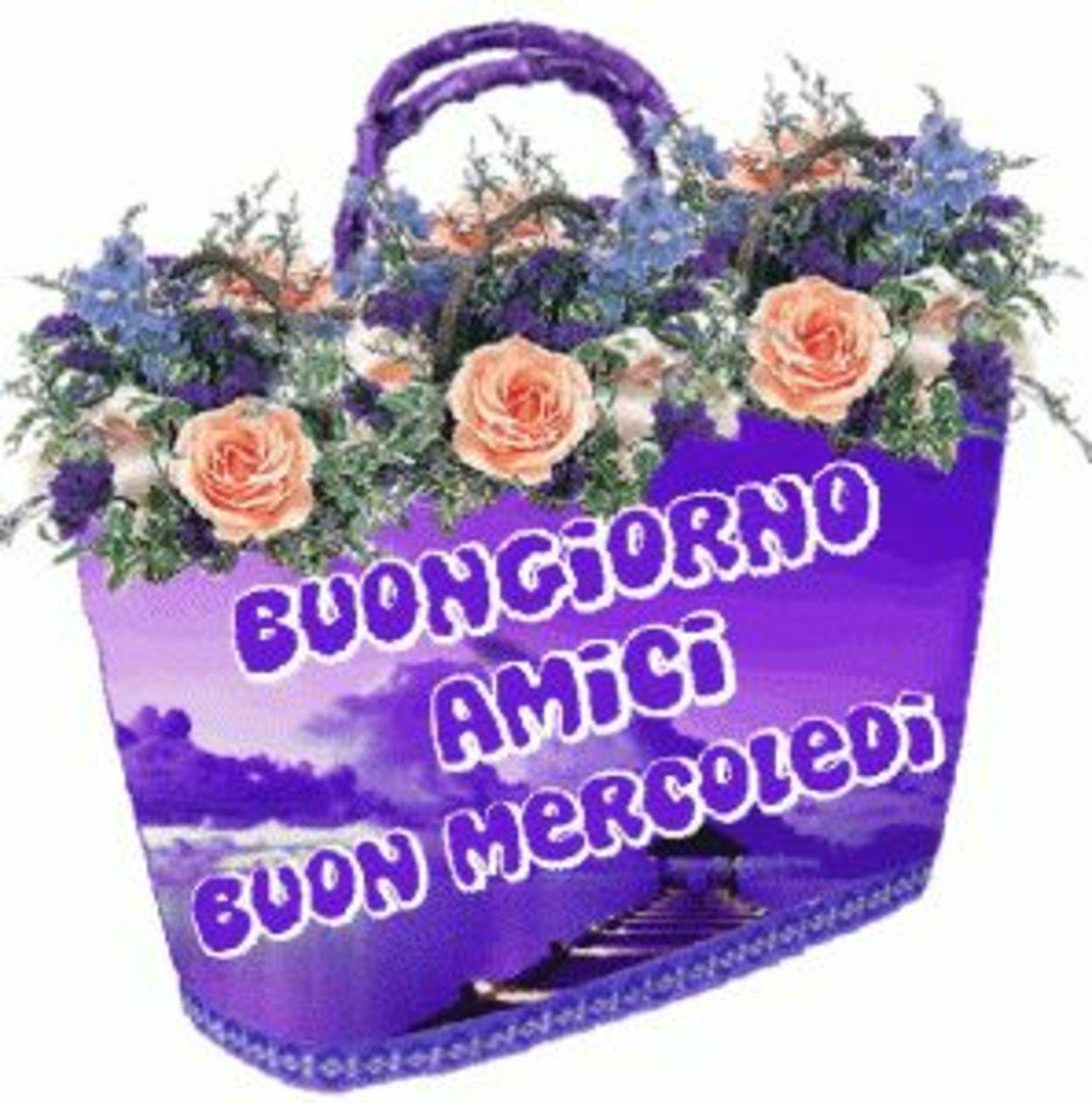 Buongiorno amici e buon mercoledì