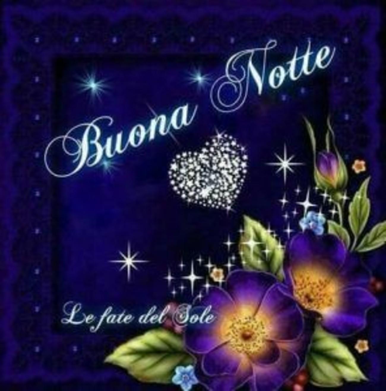 Dolce Buonanotte A Tutti 5 Buongiornoate It