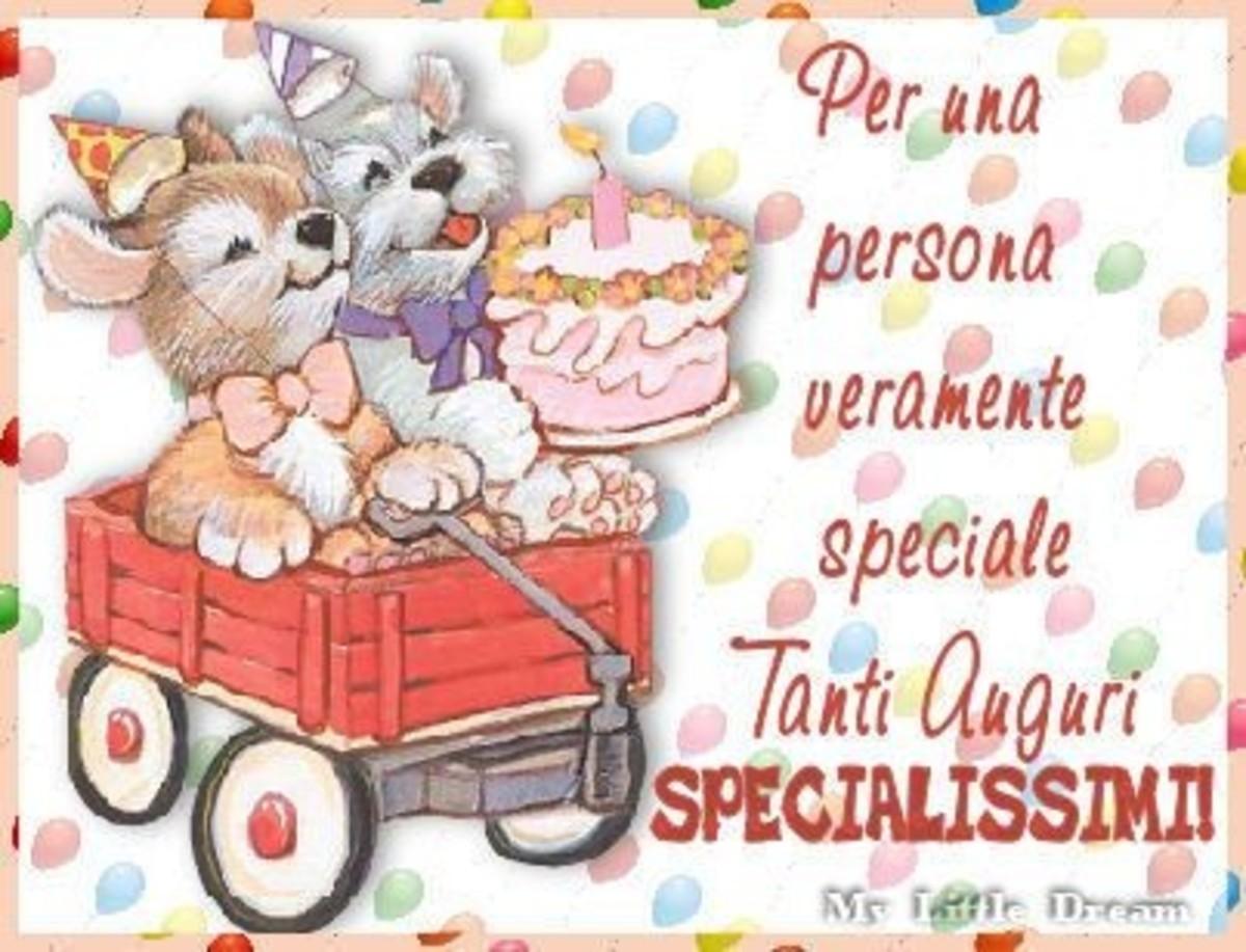 Speciali Auguri Di Buon Compleanno Buongiornoate It