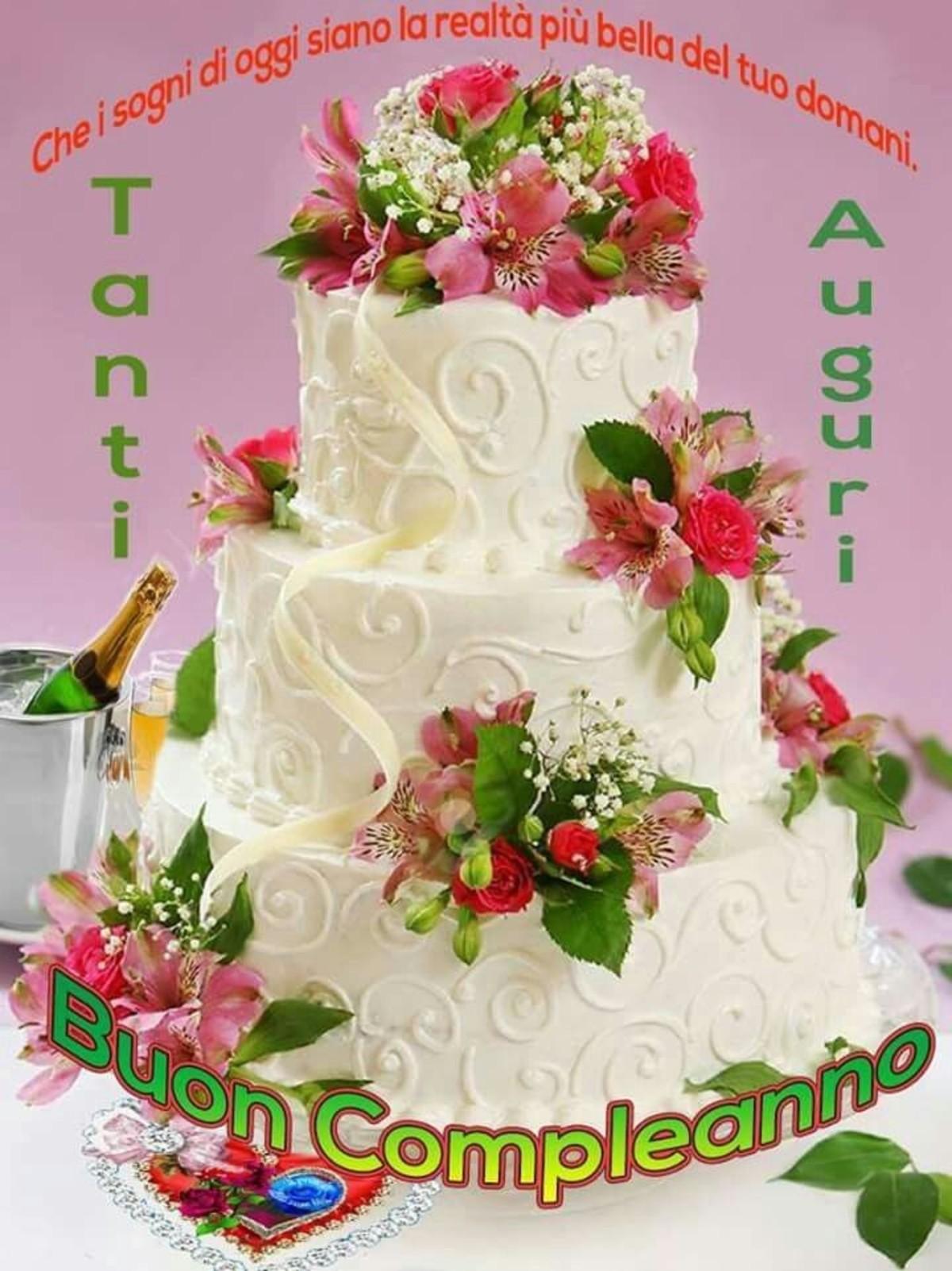 Tanti Auguri Di Buon Compleanno Buongiornoate It