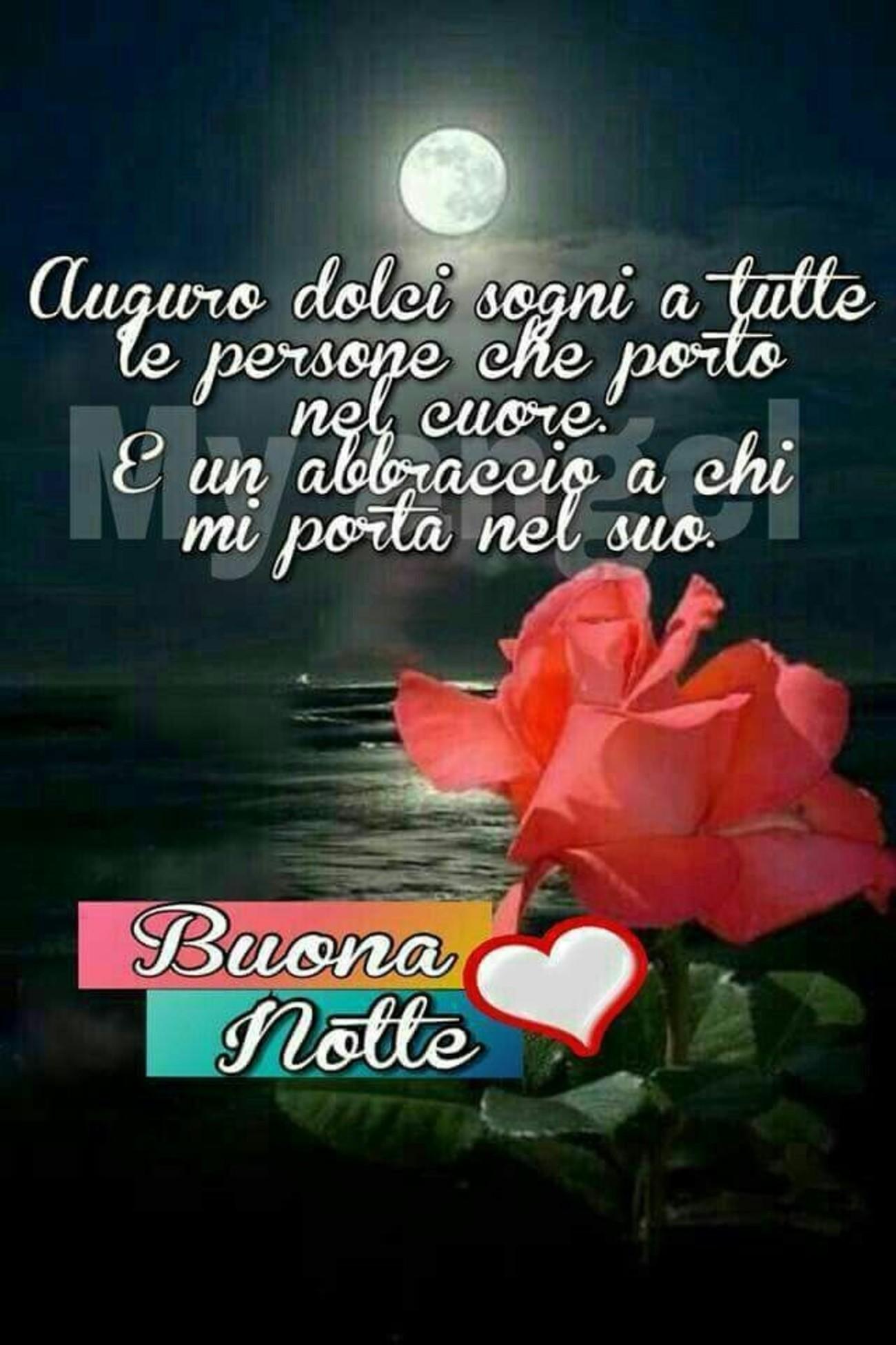 Belle Frasi Buonanotte Da Mandare 2 Buongiornoate It
