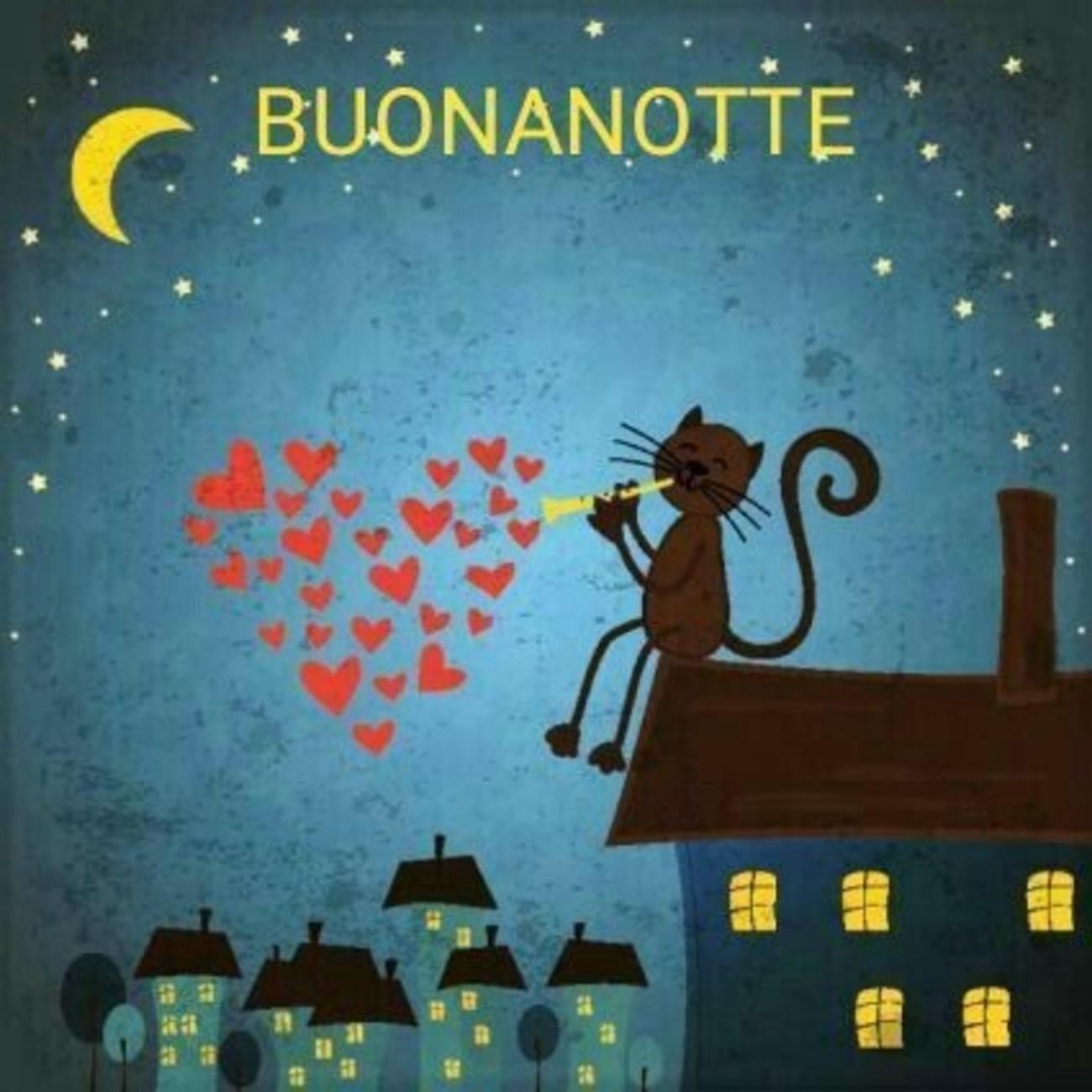 Belle Immagini Buonanotte Per Pinterest 2 Buongiornoate It