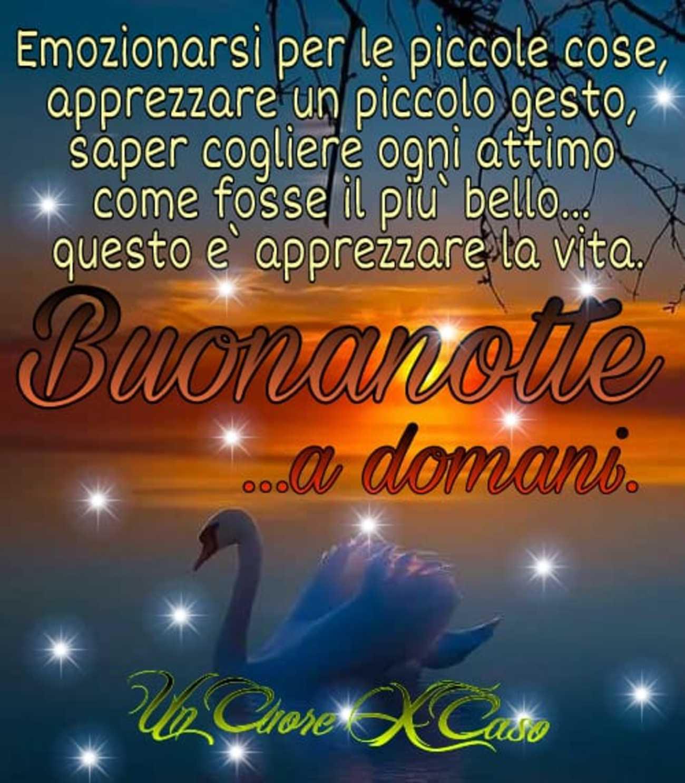 Buonanotte A Domani Con Frase Buongiornoate It