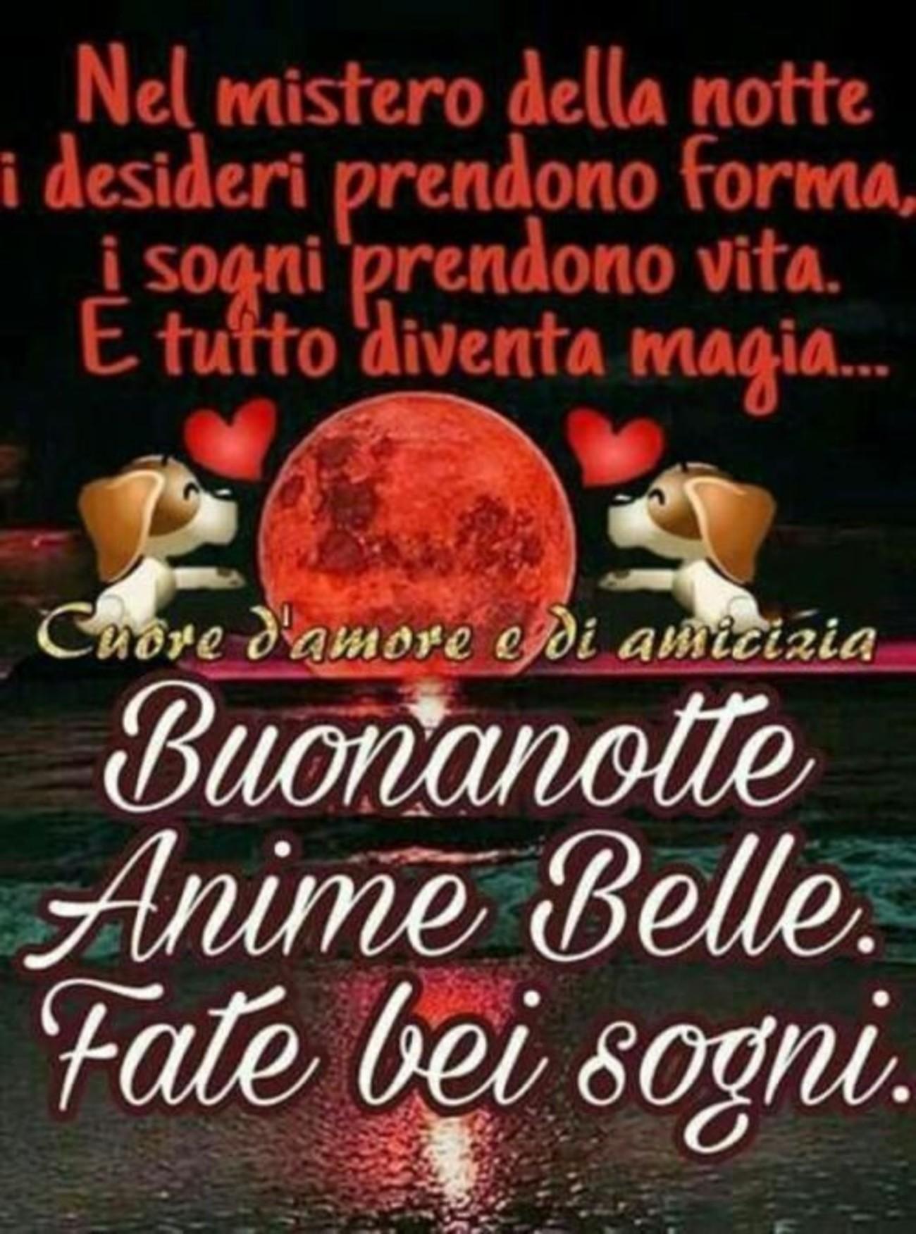 Buonanotte A Tutti 3 Buongiornoate It