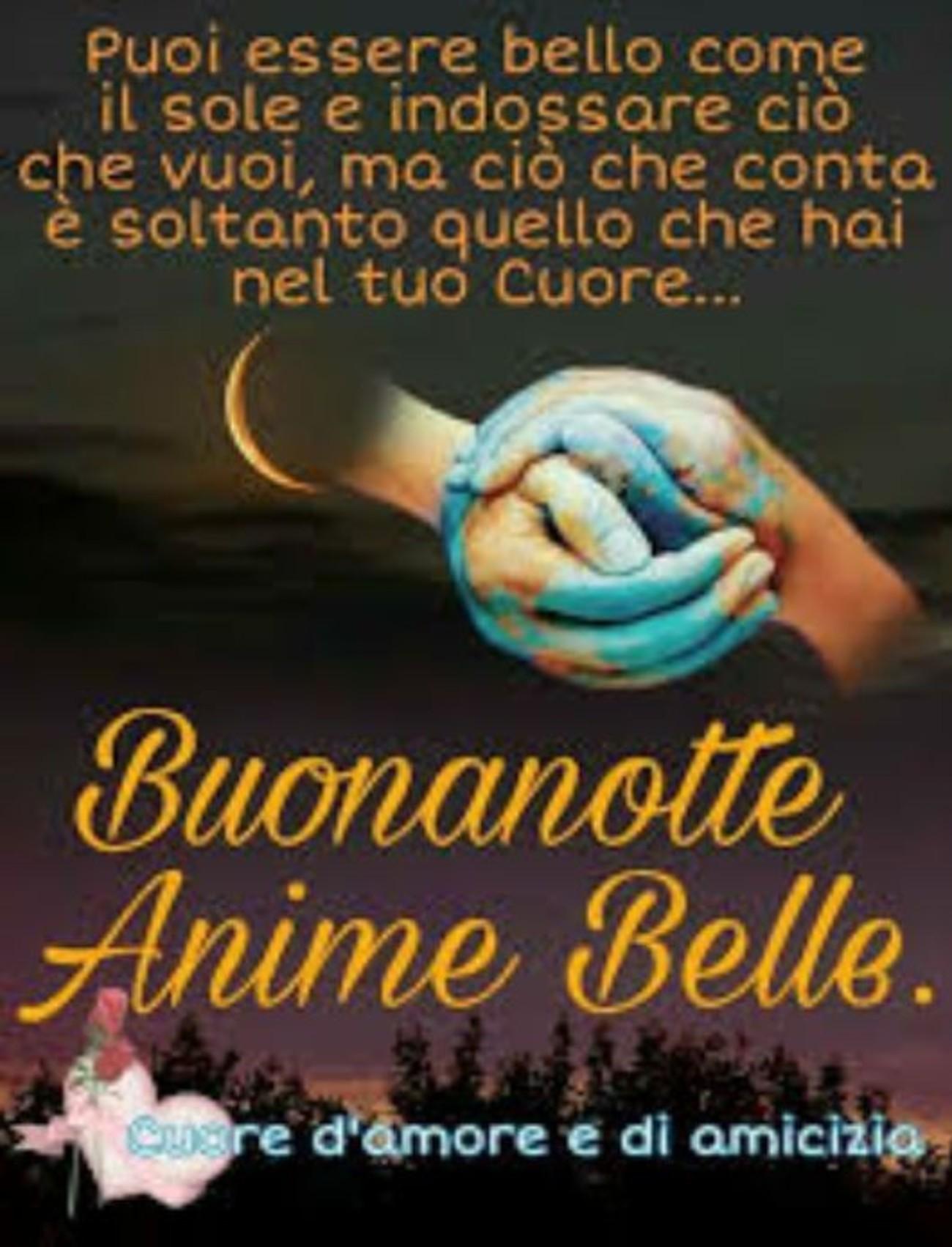 Buonanotte Con Belle Frasi Archives Buongiornoate It