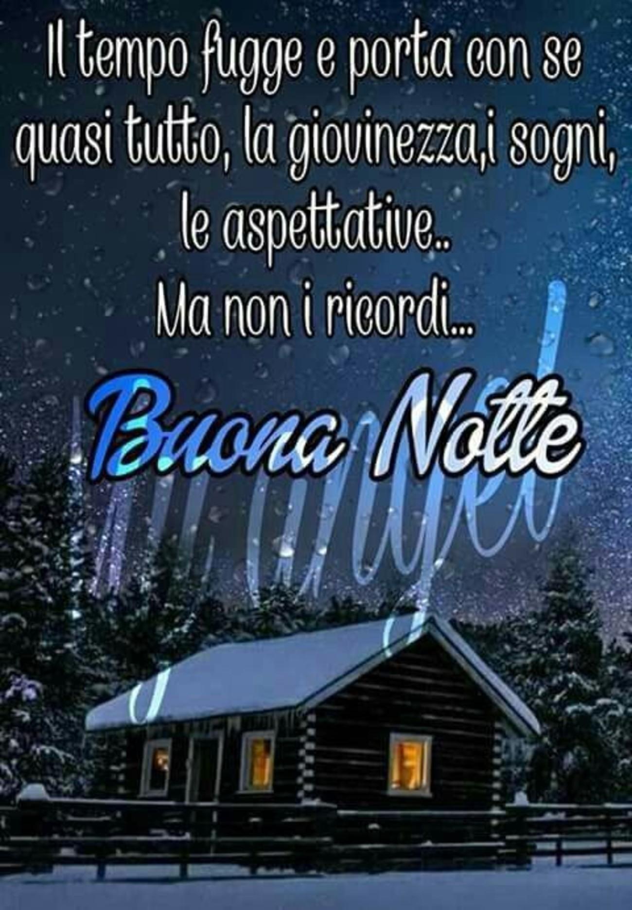 Buonanotte invernale