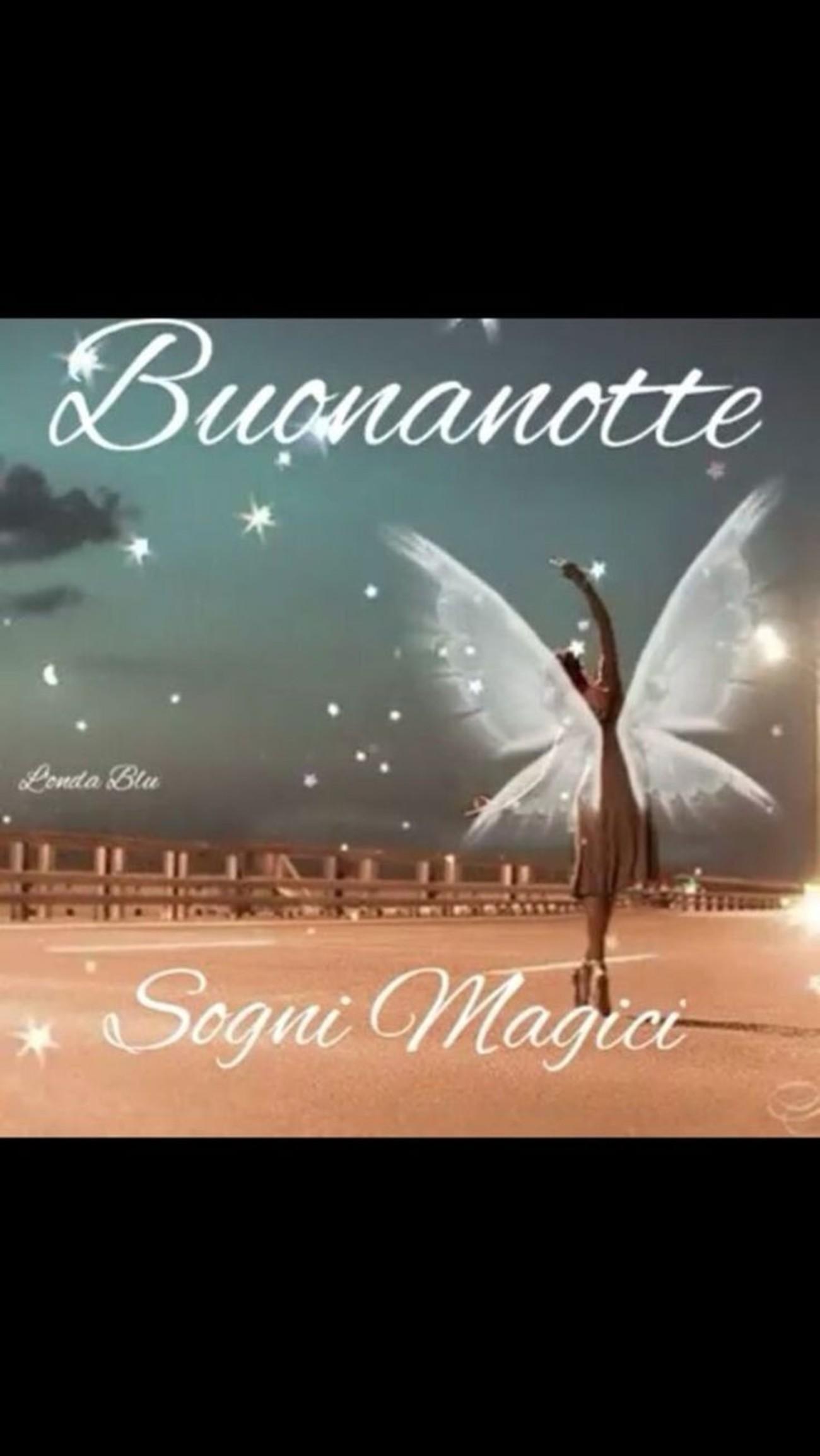 Buonanotte sogni magici