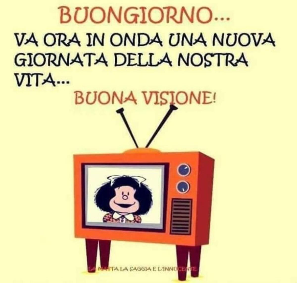 Buongiorno Con Mafalda 2 Buongiornoate It
