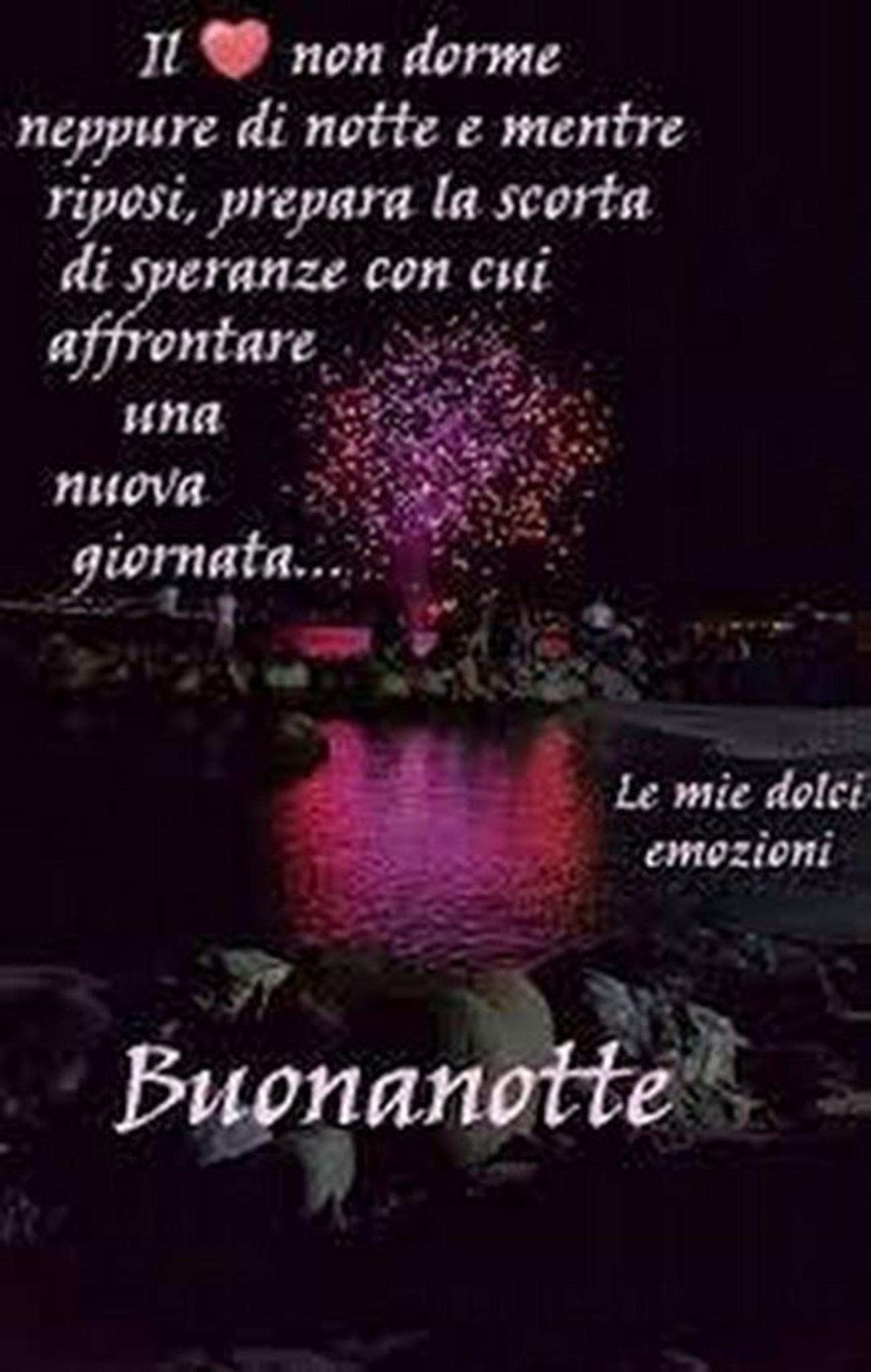 Frasi Buonanotte Nuove E Gratis 1 Buongiornoate It