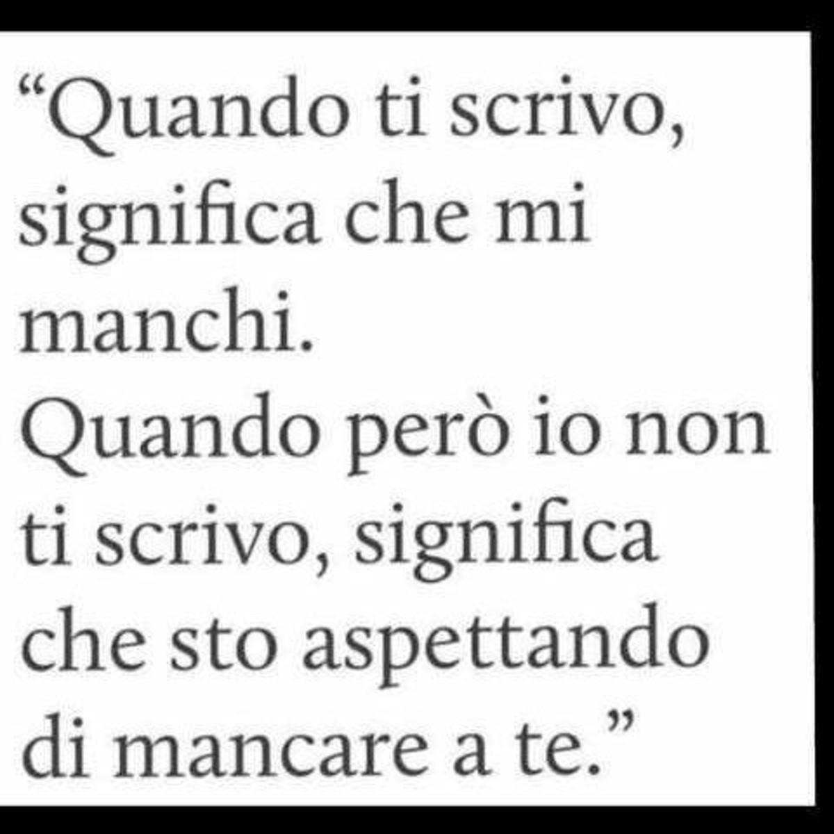 Frasi Sulla Mancanza 2 Archives Buongiornoate It
