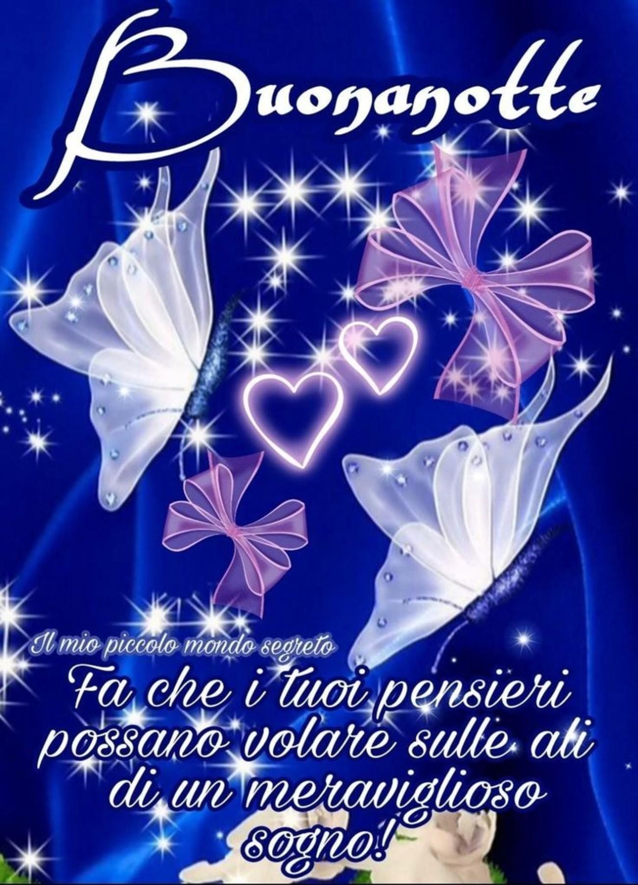 Immagine Belle Di Buonanotte