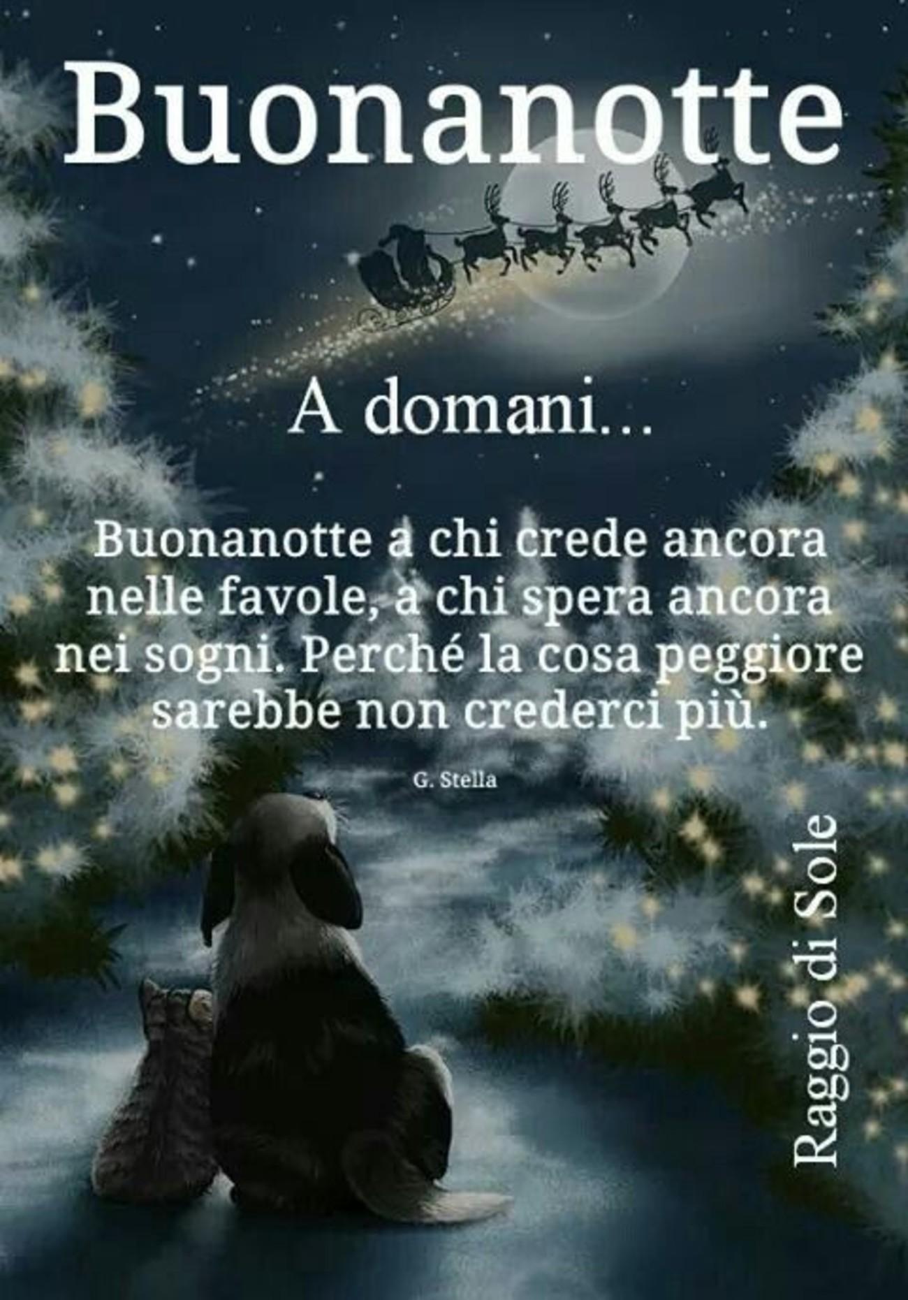 Immagini Buonanotte A Domani Belle 1 Buongiornoate It