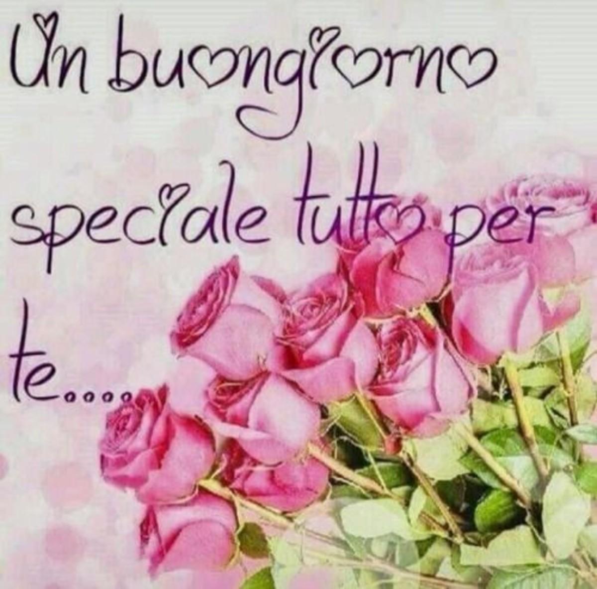 Un Buongiorno Speciale A Tutti Buongiornoate It
