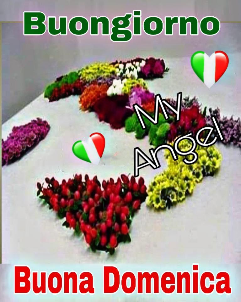 Buongiorno Buona Domenica Italia