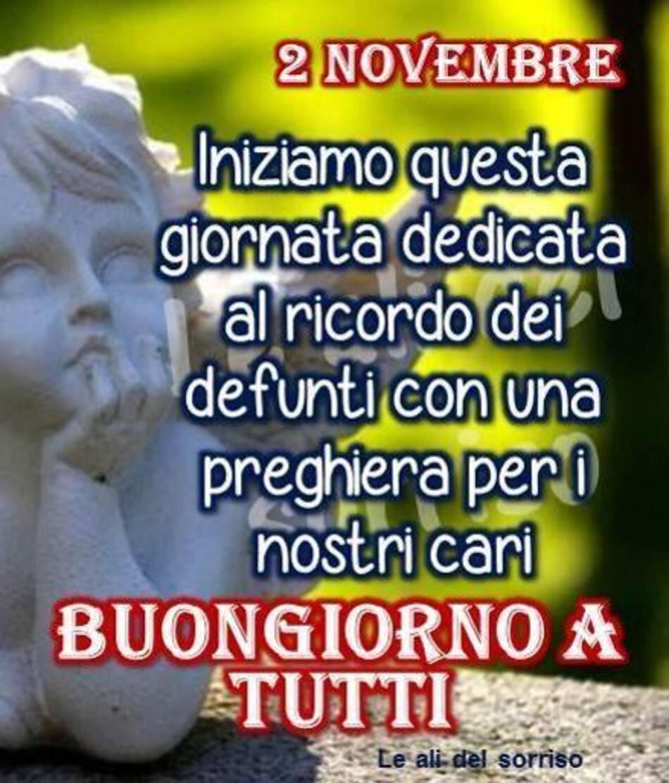 Buongiorno e Buon 2 Novembre (1)