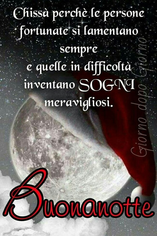 Buonanotte immagini natalizie per Facebook (1)