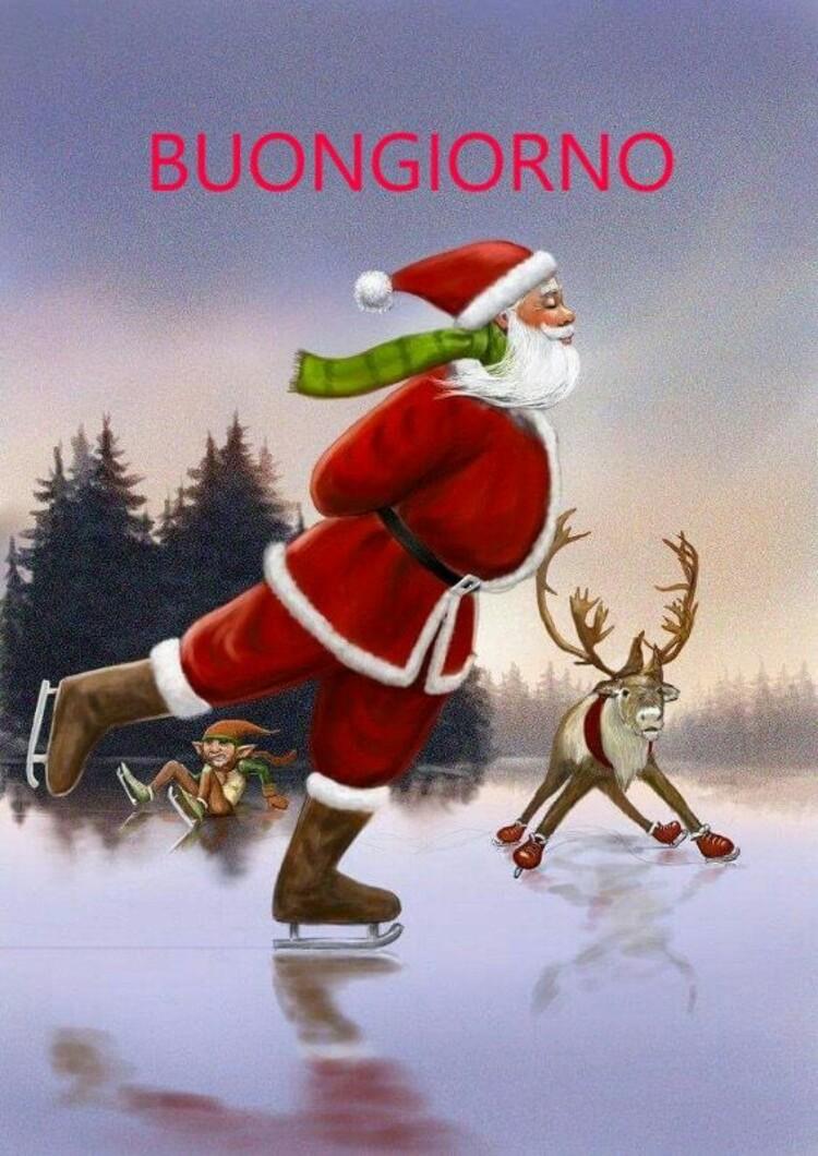 Buongiorno Babbo Natale (1)