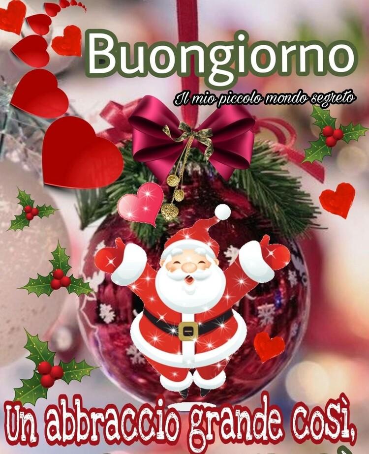 Buongiorno Babbo Natale (2)